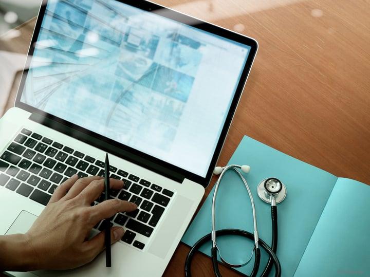 Datenschutzverletzungen in deutschen Arztpraxen auf dem Vormarsch